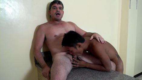 0003-02 Daddy Barebacks Javey