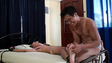 0004-02 Tickled With A Boner