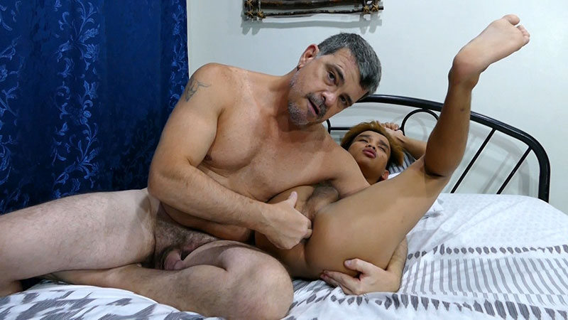 Daddy fetish sex videos