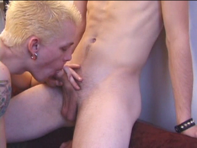 Horny Boys Sucking Wanking