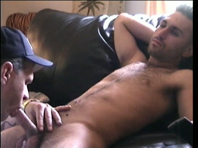 03 Paulie Spills His Load On My Tongue