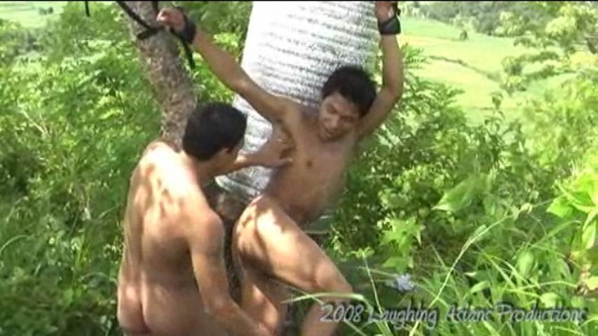 03 Outdoor Tickling - Benjie