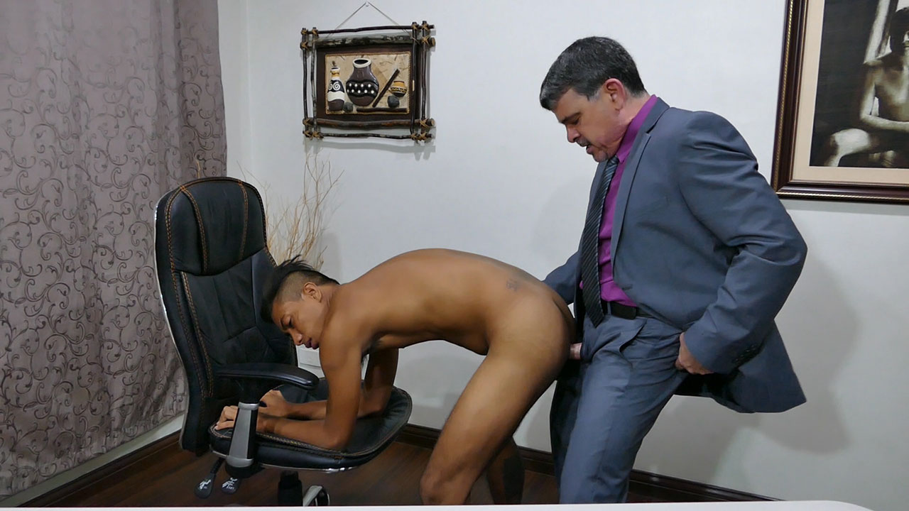 Conference Room Fuck