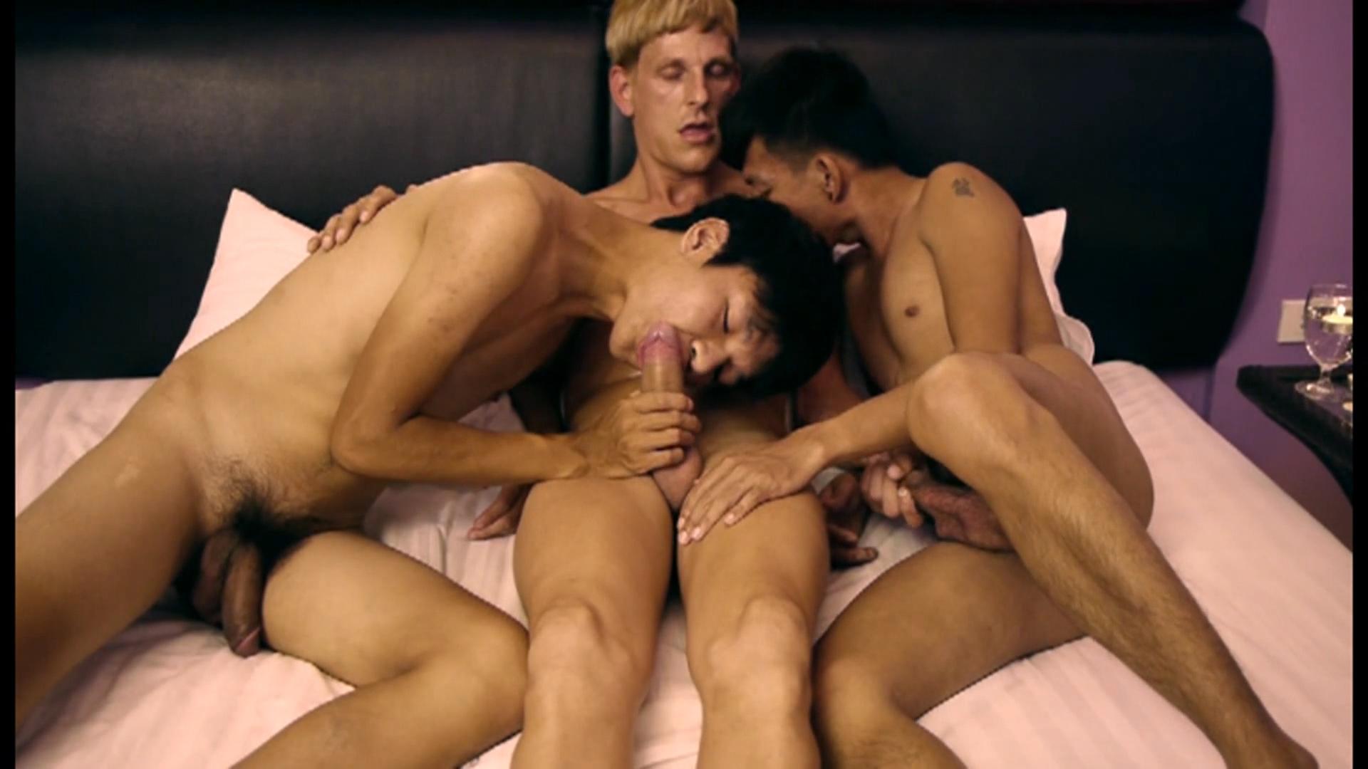 Dominic, Thomas and Jason