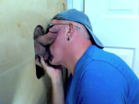 School Principal Cums At Gloryhole