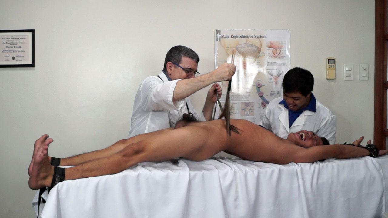 Judes Tickle Treatment