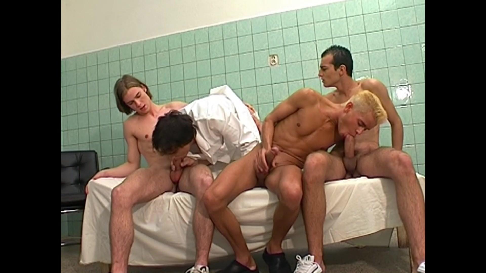 Marek, Vavrinec, Jakub and Beda